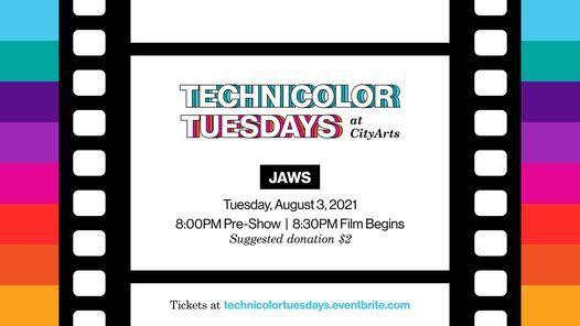 Technicolor Tuesdays: JAWS