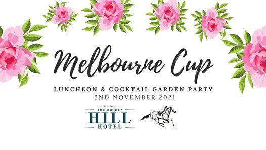 Melbourne Cup Cocktail Garden Party