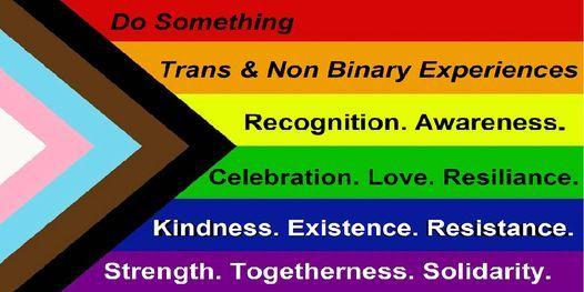 Do Something: Trans & Non Binary Identities screening
