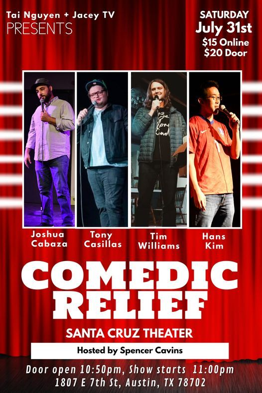 Comedic Relief (stand up comedy show)