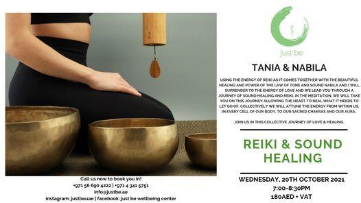 Reiki & Sound Healing