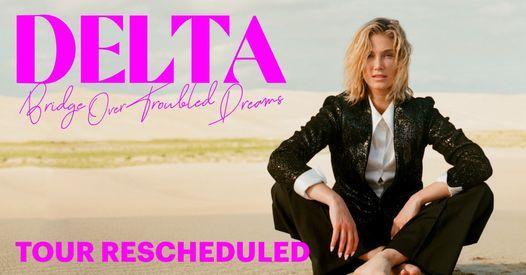 Delta Goodrem Tour \/\/ 2021