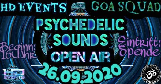 Hypnotic Dream Events - Psychedelic Sounds (Open Air)