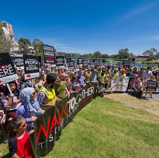 Walk Together Adelaide 2021
