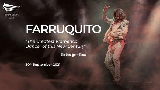 Farruquito at Dubai Opera