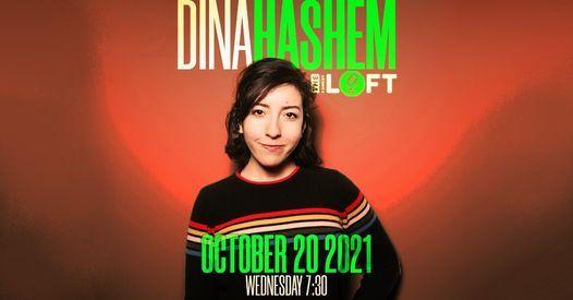 Dina Hashem! October 20