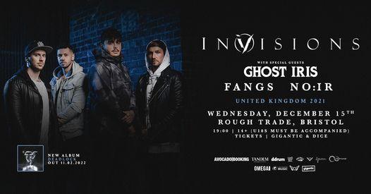 InVisions plus Ghost Iris at Rough Trade, Bristol