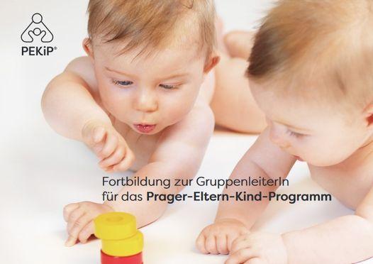 Hamburg: Berufliche Fortbildung zur PEKiP\u00ae-GruppenleiterIn