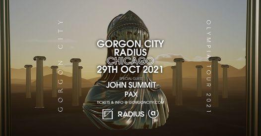 Gorgon City - Radius Chicago