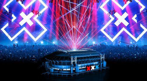 Amsterdam Music Festival (AMF) - Johan Cruijff Arena te Amsterdam