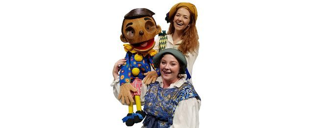 Memorial Hall presents The Madcap Puppets Production of Pinocchio