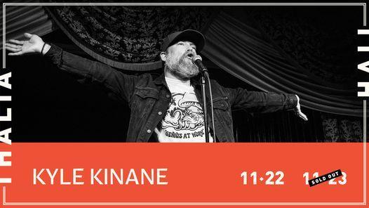 Kyle Kinane: The \u201cSo\u2026Where Were We\u201d Tour @ Thalia Hall (2nd Show Added!)