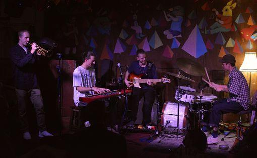 LIVE MUSIC - Rwkus - Friday 15th October