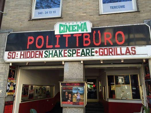 HIDDEN SHAKESPEARE trifft die GORILLAS.  Improtheater at its best! | Hamburg