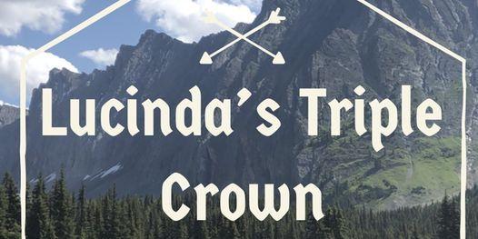 Lucinda's- Triple Crown Challenge (2 days 3 peaks Guided hike)