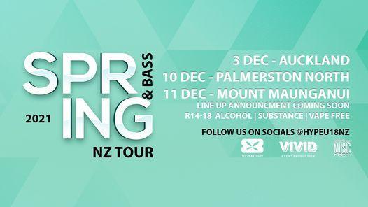 Auckland HYPE U18 Music Festival I