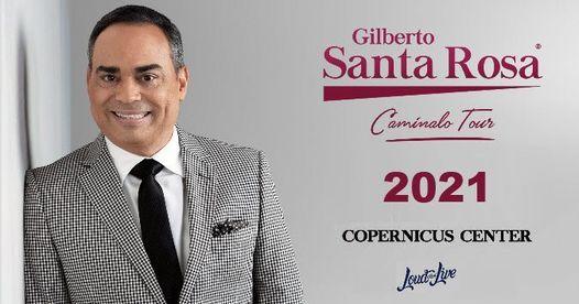 Gilberto Santa Rosa 2021 \u2192 Chicago