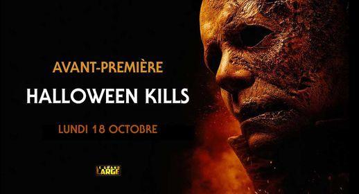 Halloween Kills - Avant-premi\u00e8re