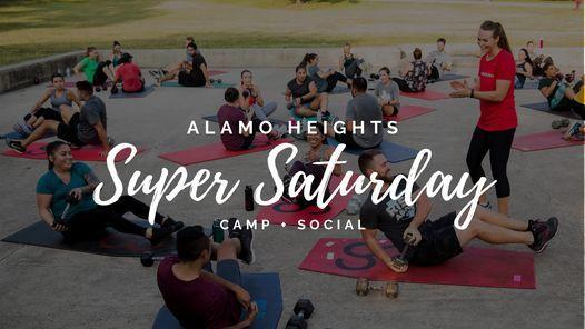 Alamo Heights Super Saturday & Social