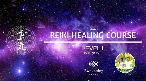 Reiki Healing Course Level I
