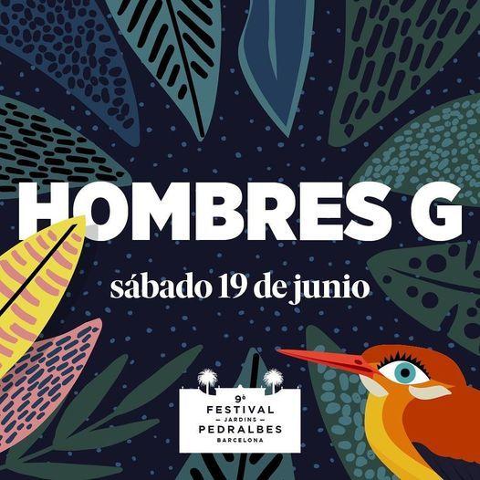 Barcelona - Hombres G 2021