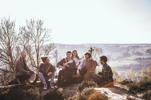 Sam Kelly & The Lost Boys live at Thekla