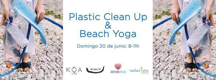 Plastic Clean Up & Beach Yoga