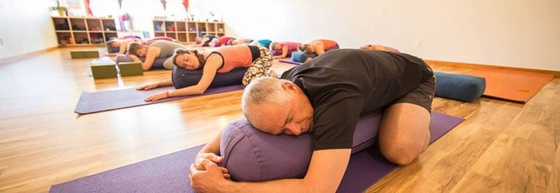 Intro to Restorative Yoga