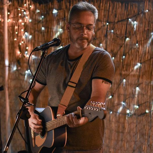 Danny Quimby Acoustic at Nick's Roast Beef Cottman 11\/24 5pm