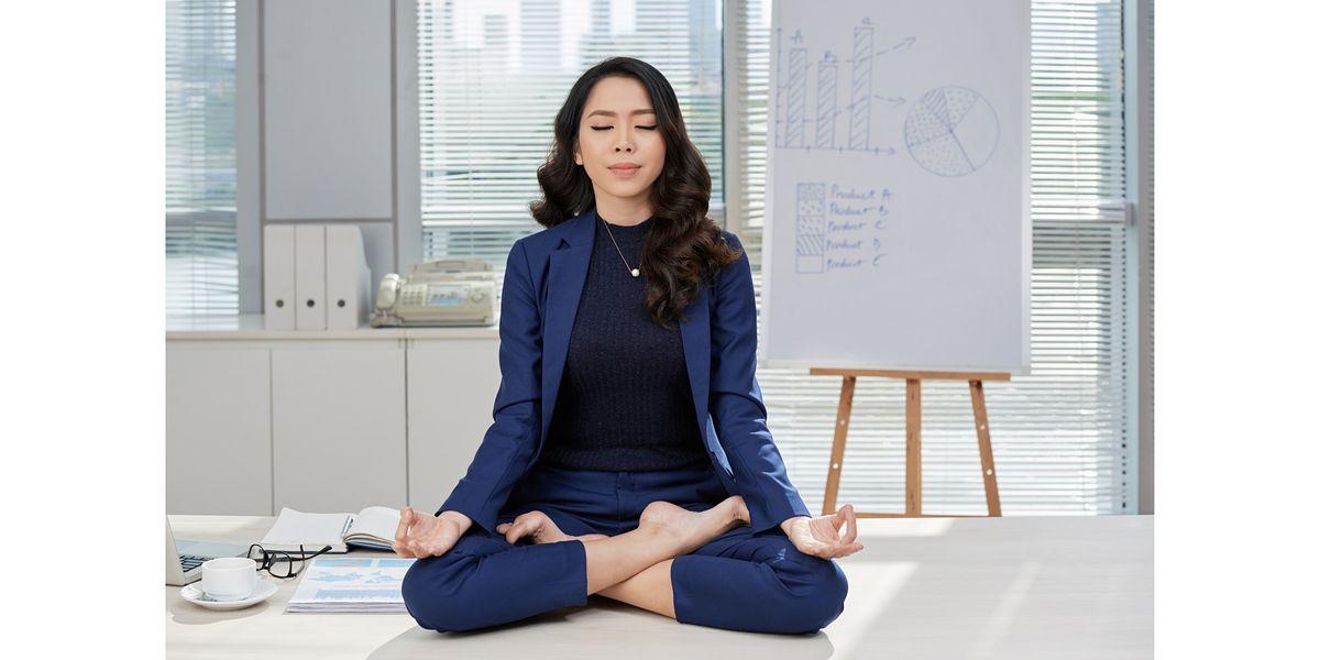Free Career Success & Meditation Class - Hanoi