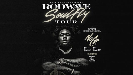 Rod Wave: SoulFly Tour presented by Rolling Loud and Live Nation