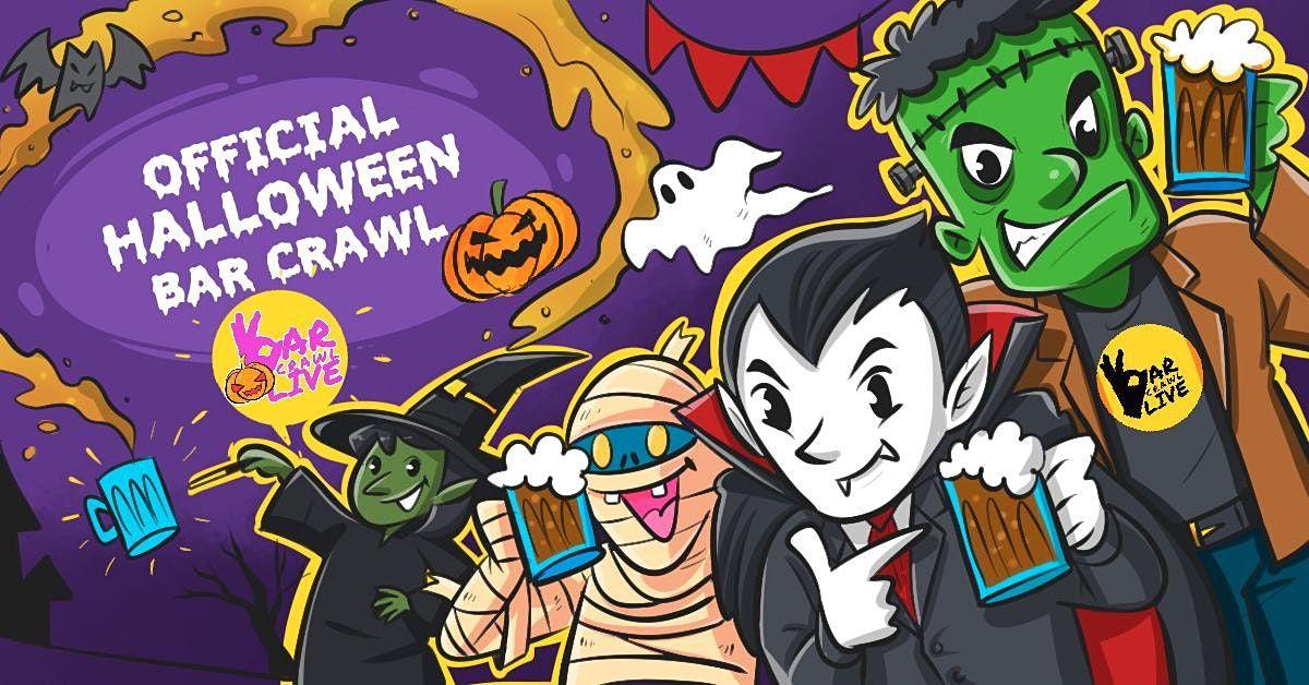 Official Halloween Bar Crawl   Charlotte, NC - Bar Crawl LIVE!