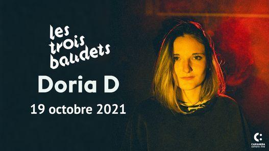Doria D \u2022 19\/10\/2021 \u2022 Les Trois Baudets