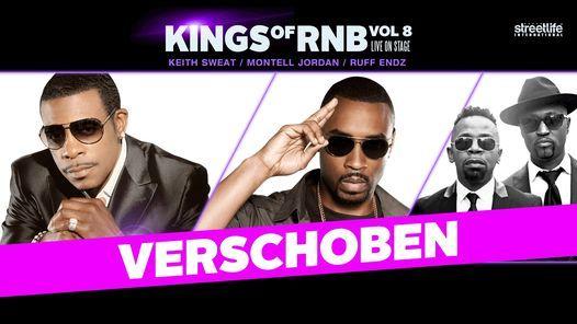 Kings of RnB Vol.8 @Berlin, Astra