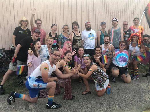 Ride to ATX Pride
