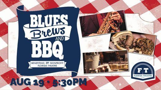 Blues, Brews & BBQ