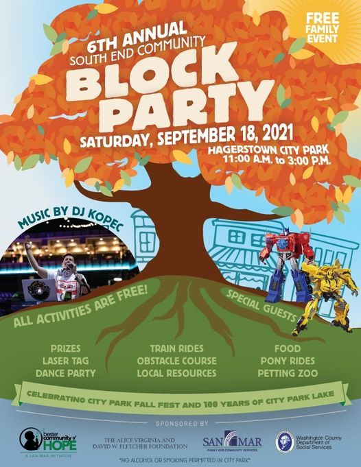 6th Annual South End Community Block Party