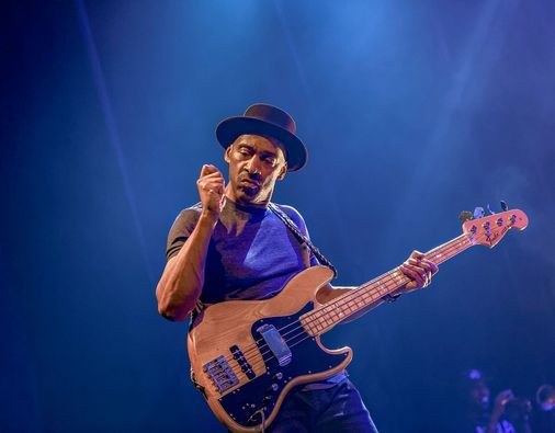 Marcus Miller in Paradiso