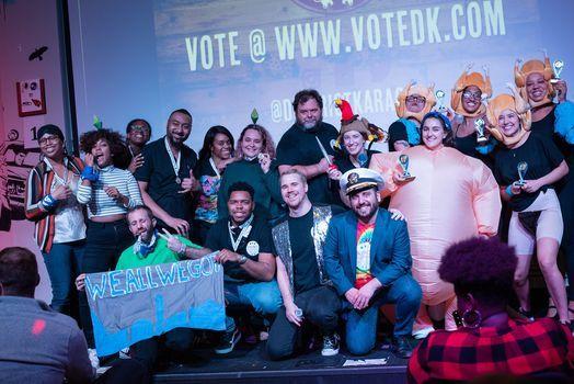 District Karaoke Fall Season Registration Social