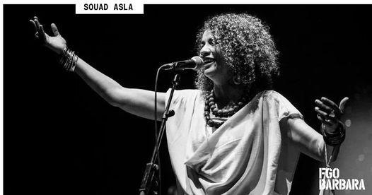 "Concert \u00b7 Souad Asla ""Voix de Femmes"" \u00e0 FGO-Barbara"
