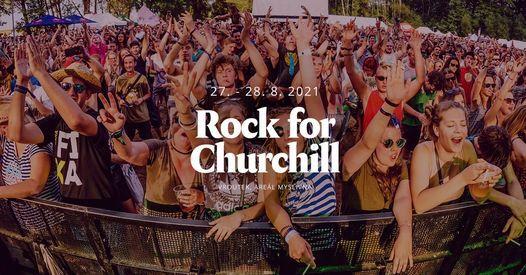 Live Rock for Churchill 2021
