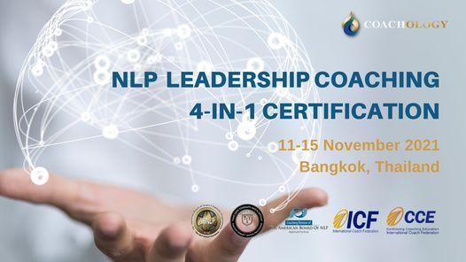 NLP Leadership 4-in-1 Certification Program
