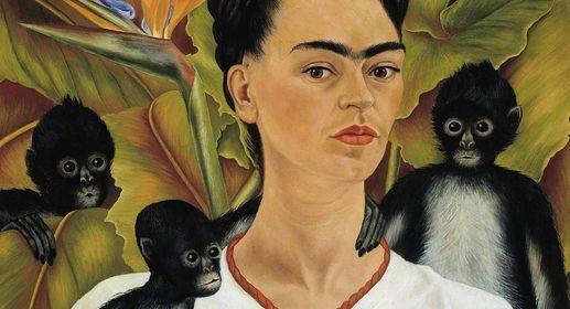 Portrait Workshop for Children  - Frida Kahlo & Picasso Inspiration