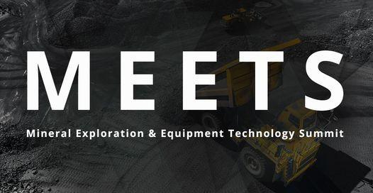 Mineral Exploration & Equipment Technology Summit