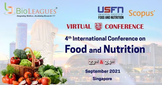 International Conference on Food and Nutrition