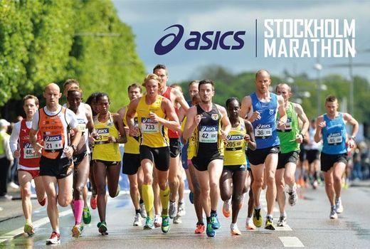 ASICS Stockholm Marathon 2021, Stockholm Olympic Stadium, 5 June 2021