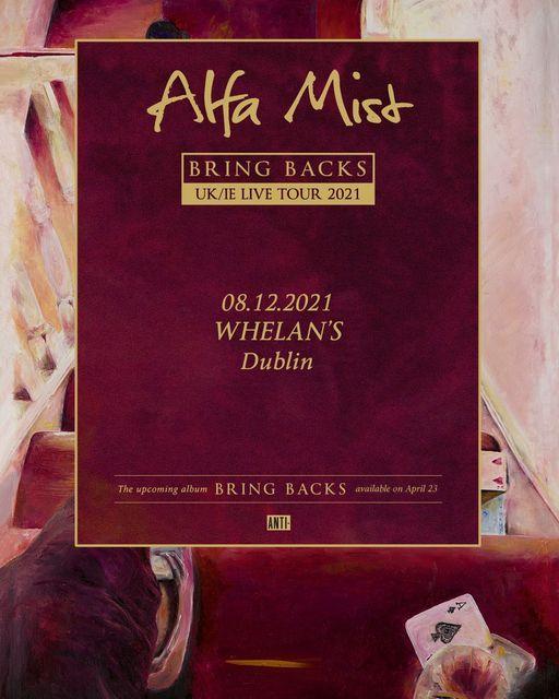 Alfa Mist \/ Whelans
