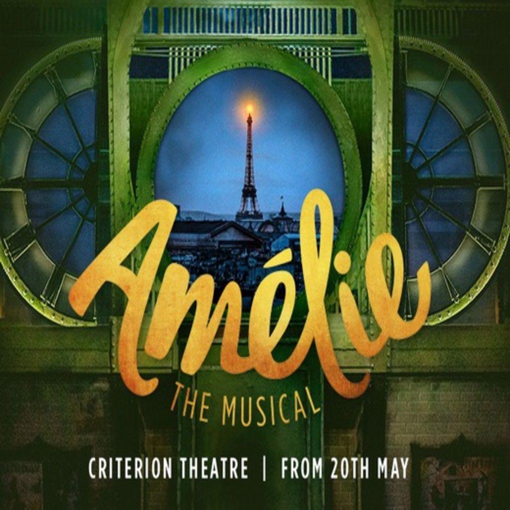 Am\u00e9lie The Musical
