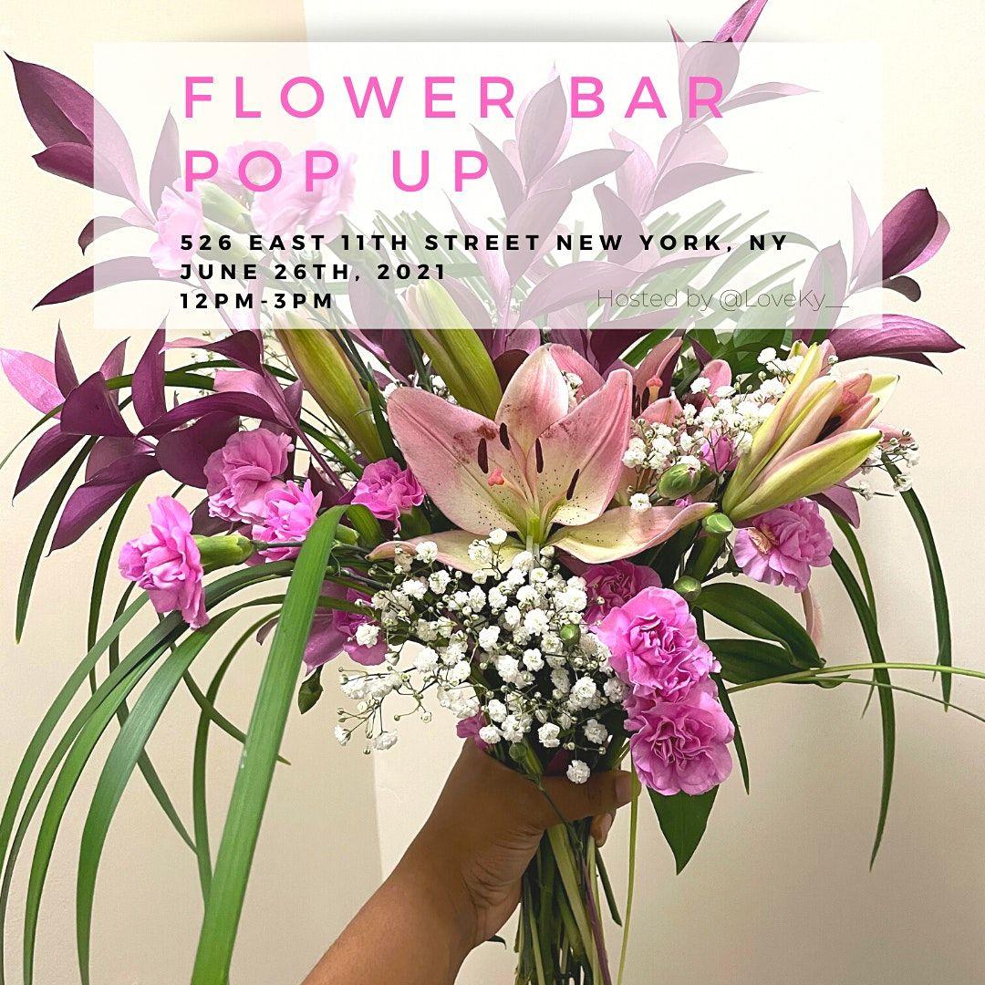 Love, Ky Flower Pop up
