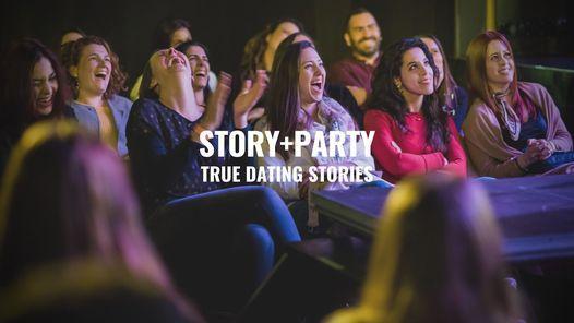 Story Party Helsinki | True Dating Stories